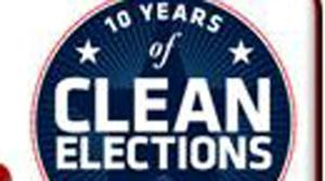 Clean Elections should be nearing the end