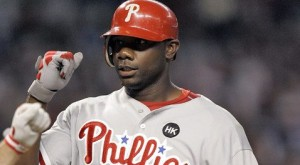 Howard homer sparks Phillies over D-Backs