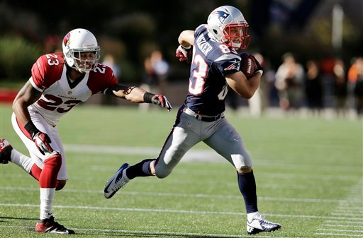 Wes Welker, Jamell Fleming