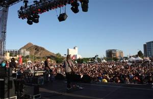 This year's Tempe Music Festival canceled