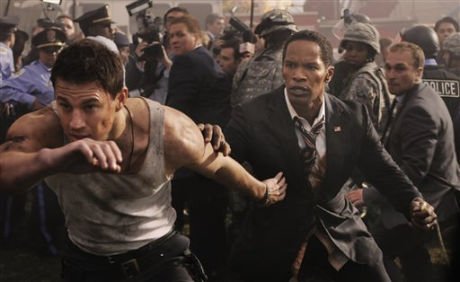 'White House Down' movie