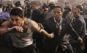 'White House Down' movie