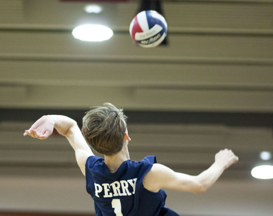 Volleyball: Highland vs Perry