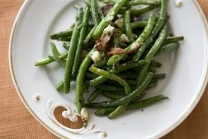 Food Thanksgiving Green Beans
