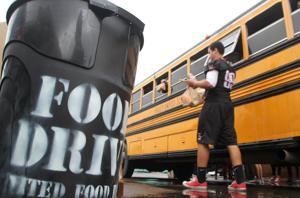 Williams Field Food Drive