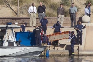 Tempe Lake Search