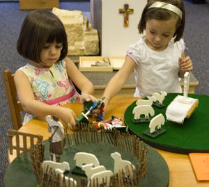 System of training children builds Catholics from the ground up