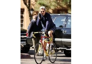 Kerry arriving today in Arizona