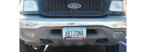 Front license plate proposal resurfaces