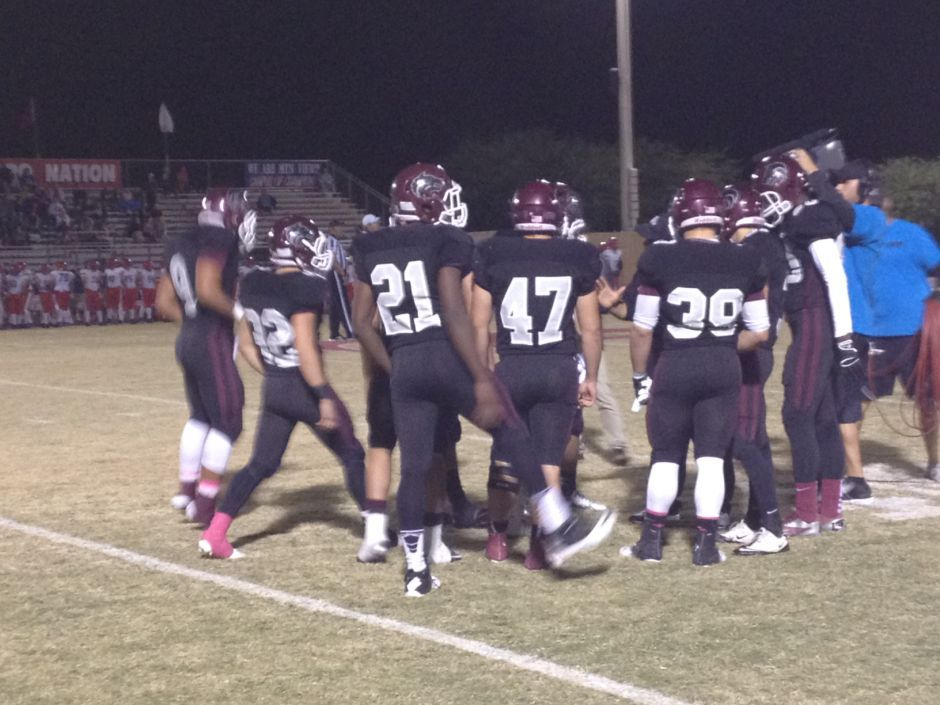 10. Desert Mountain (5-5)