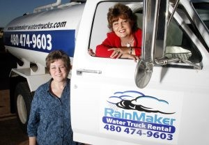 Longtime friends launch dust-control company