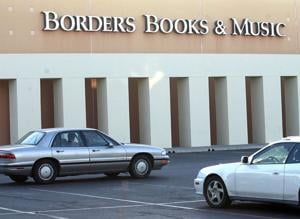 Borders Books and Music