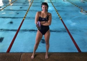Tribune girls swimmer of the year: Whitney Lopus, Desert Mountain