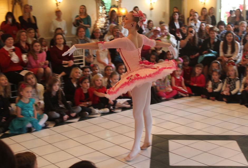 Ballet Etudes The Nutcracker Sweet Tea Party