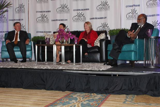 College educators address future at Chandler Chamber event