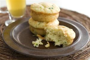 Food-Zucchini Muffins