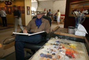 Scottsdale artist paints soul of the Southwest