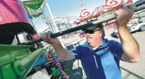 Inspectors ensure visitors will be safe at fair