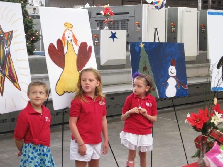 Phoenix Children's Christmas Cards