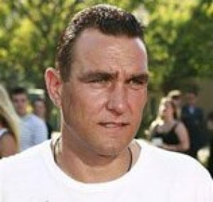 Brit actor Vinnie Jones arrested in SD bar fight