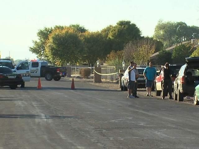 Woman shot, killed in Queen Creek