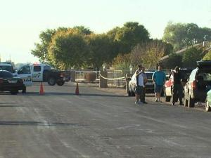 Woman shot, killed in Queen Creek