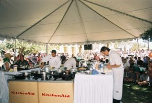 Scottsdale Culinary Festival goes with the food flow