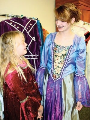 Christian Youth Theatre performs Cinderlla