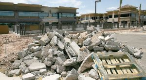 Construction on Gilbert's Forum may resume