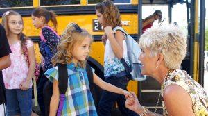 Higley, Gilbert district students start school