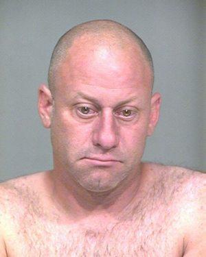 Man held in assault, apartment break-in