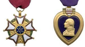 Mesa seeks owner of seized service medals