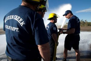 Queen Creek emergency services open