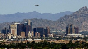Crime drops in downtown Phoenix 2007 to '08