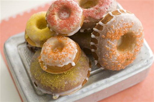 Food-Baked Doughnuts