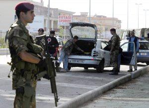 Italy fights mob terror near Naples