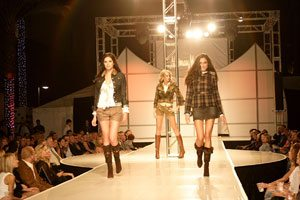 Fashion week slings style in Scottsdale