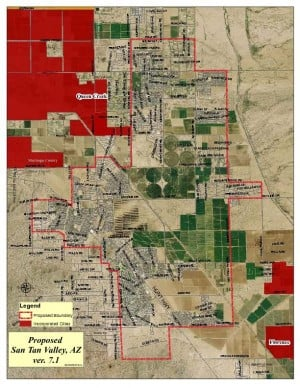 San Tan Valley proposal