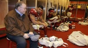 Bordow: Bill Bidwill finally tasting triumph