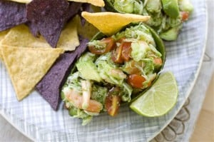 Food-American Table-Ceviche