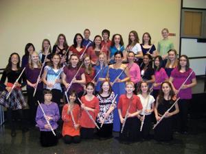 Altadena students perform with the Phoenix Symphony