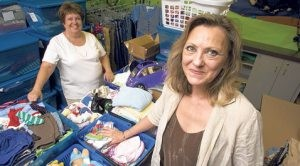 Helen's Closet to help foster care families