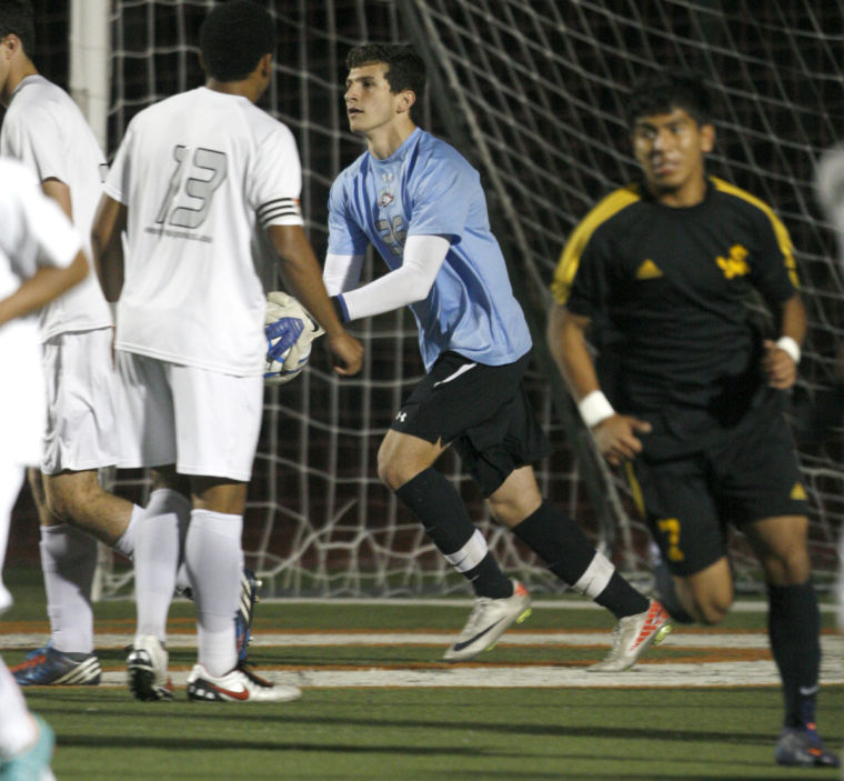 Boys Soccer Division I semifinals Tolleson vs. Brophy