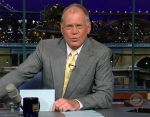 Suspect's lawyer: Letterman 'manipulates'