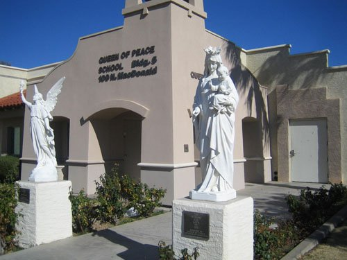 Queen of Peace Catholic School