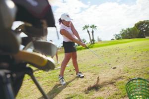 MP Girls Golf