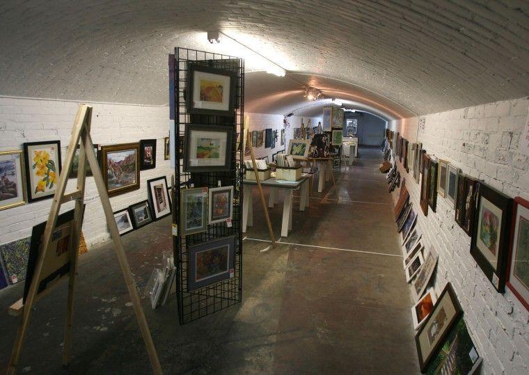 Downtown Mesa tunnels