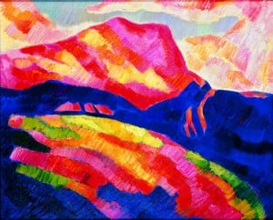 Marsden Hartley.