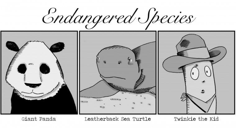 Twinkies endangered?
