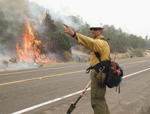 Arizona Wildfires